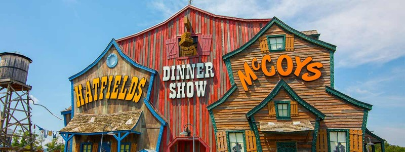 Hatfields and McCoys Dinner Show Pigeon Forge